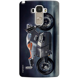 FABTODAY Back Cover for LG G4 Stylus - Design ID - 0123