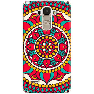 FABTODAY Back Cover for LG G4 Stylus - Design ID - 0979
