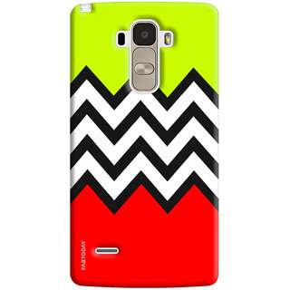 FABTODAY Back Cover for LG G4 Stylus - Design ID - 0252
