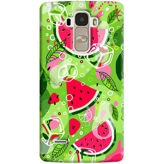 FABTODAY Back Cover for LG G4 Stylus - Design ID - 0616