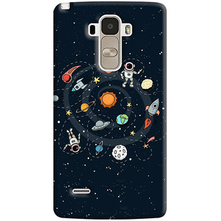 FABTODAY Back Cover for LG G4 Stylus - Design ID - 0984