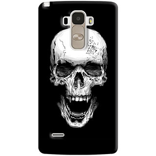 FABTODAY Back Cover for LG G4 Stylus - Design ID - 0619