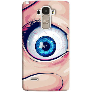 FABTODAY Back Cover for LG G4 Stylus - Design ID - 0621