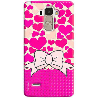 FABTODAY Back Cover for LG G4 Stylus - Design ID - 0261