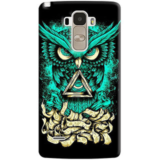 FABTODAY Back Cover for LG G4 Stylus - Design ID - 0624