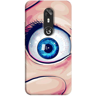 FABTODAY Back Cover for Gionee A1 - Design ID - 0621