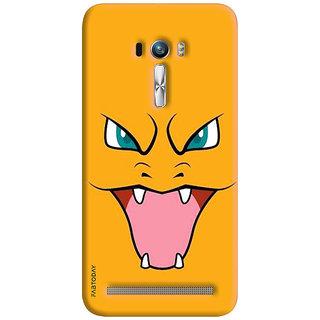 FABTODAY Back Cover for Asus Zenfone Selfie - Design ID - 0249