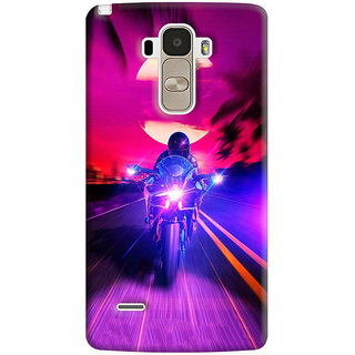 FABTODAY Back Cover for LG G4 Stylus - Design ID - 0646