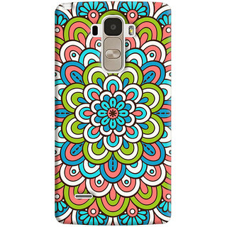 FABTODAY Back Cover for LG G4 Stylus - Design ID - 1006