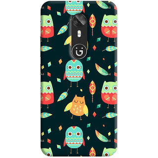 FABTODAY Back Cover for Gionee A1 - Design ID - 0629