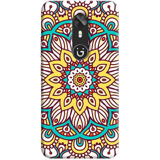FABTODAY Back Cover for Gionee A1 - Design ID - 1005