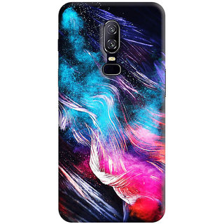 FABTODAY Back Cover for OnePlus 6 - Design ID - 0673