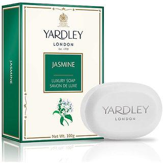 Yardley London Imperial Jasmine Luxury Soap ( Pack of 3 )
