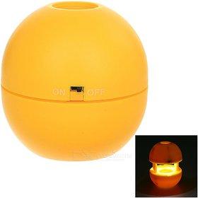 Ball Shaped 2.5X Simple Telescope w/ LED Light