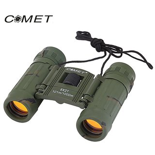 Powerful Comet HIGH QUALITY 8X21 Prism Binocular Telescope Set Of 1 Pic