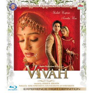 VIVAH (BLURAY) Hindi Movie 2006