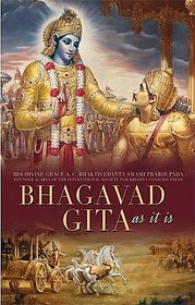 Bhagavad Gita As It Is (English, Hardcover, A. C. Bhaktivedanta Swami Prabhupada)  (Hardcover, A C Bhaktivaibhava Swami