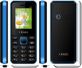 IKall K66 Blackblue  1.8 InchDual Sim (No Earphones) Made in India
