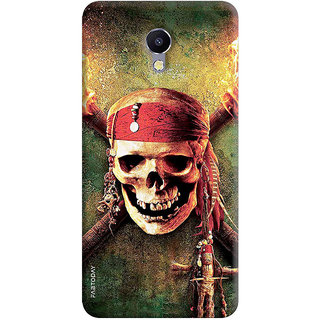 FABTODAY Back Cover for Meilan Note 5 - Design ID - 0380