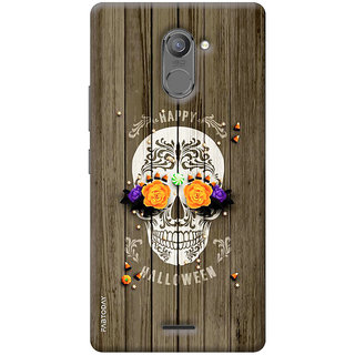 FABTODAY Back Cover for Infinix Hot 4 - Design ID - 0189