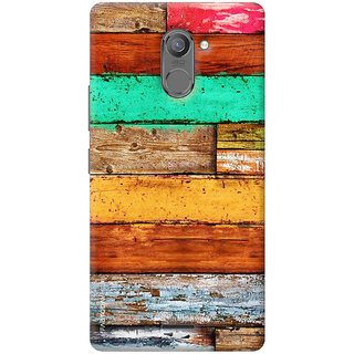 FABTODAY Back Cover for Infinix Hot 4 - Design ID - 0191
