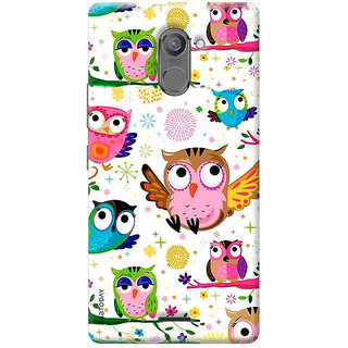 FABTODAY Back Cover for Infinix Hot 4 - Design ID - 0218