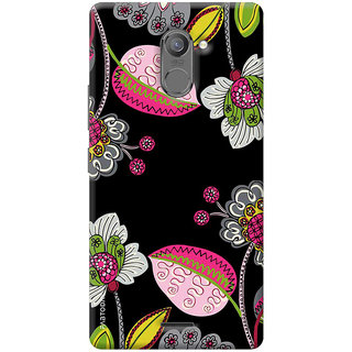 FABTODAY Back Cover for Infinix Hot 4 - Design ID - 0219
