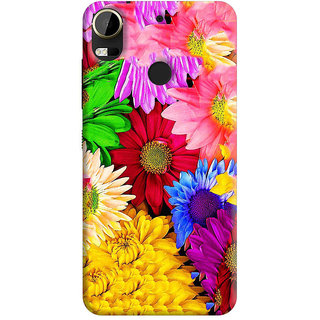 FABTODAY Back Cover for HTC Desire 10 Pro - Design ID - 0709