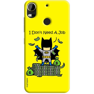 FABTODAY Back Cover for HTC Desire 10 Pro - Design ID - 0346