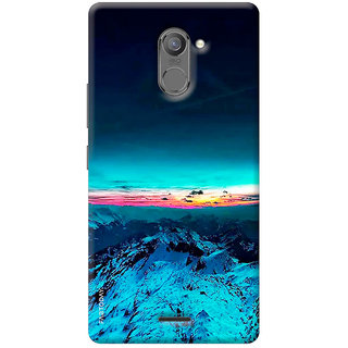 FABTODAY Back Cover for Infinix Hot 4 - Design ID - 0221