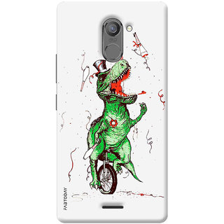 FABTODAY Back Cover for Infinix Hot 4 - Design ID - 0222