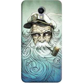 FABTODAY Back Cover for Meilan Note 5 - Design ID - 0800