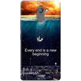 FABTODAY Back Cover for Infinix Hot 4 - Design ID - 0226