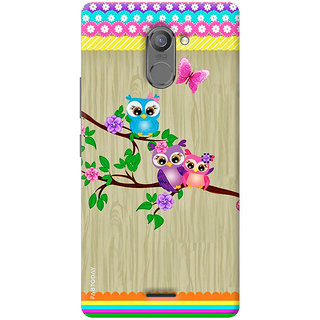 FABTODAY Back Cover for Infinix Hot 4 - Design ID - 0227
