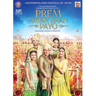 PREM RATAN DHAN PAYO Hindi Movie 2015 DVD