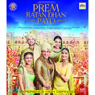 PREM RATAN DHAN PAYO (BLURAY) Hindi Movie 2015 BLURAY