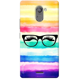 FABTODAY Back Cover for Infinix Hot 4 - Design ID - 0287