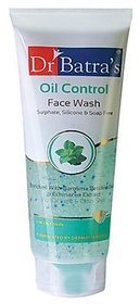 Dr Batras Face Wash Oil Control, 100g