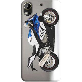 FABTODAY Back Cover for HTC Desire 10 Pro - Design ID - 0790