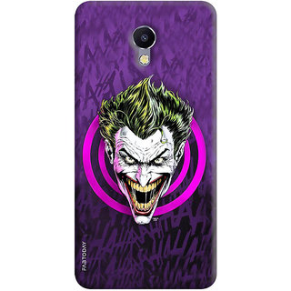 FABTODAY Back Cover for Meilan Note 5 - Design ID - 0202