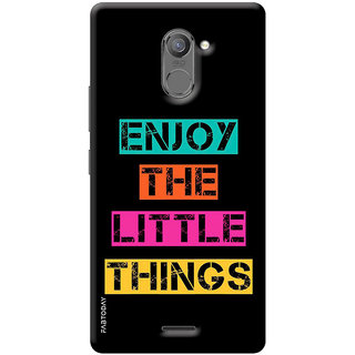 FABTODAY Back Cover for Infinix Hot 4 - Design ID - 0312