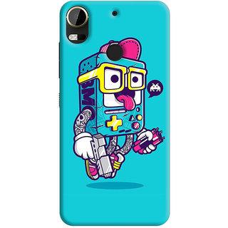 FABTODAY Back Cover for HTC Desire 10 Pro - Design ID - 0794
