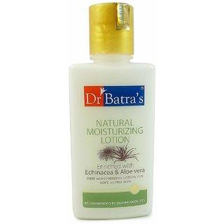 Dr. Batras natural Moisturizing Lotion 100ml
