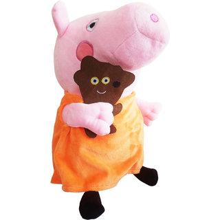 Peppa Pig 45 Cms. Soft Toy Plush Stuffed Toys