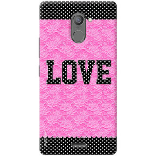 FABTODAY Back Cover for Infinix Hot 4 - Design ID - 0366