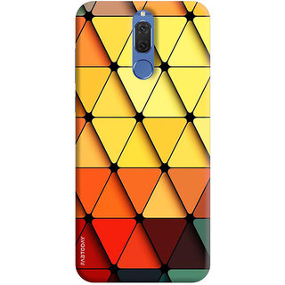 FABTODAY Back Cover for Huawei Honor 9i - Design ID - 0237