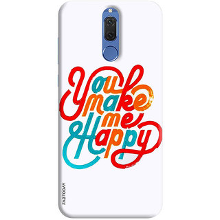 FABTODAY Back Cover for Huawei Honor 9i - Design ID - 0238