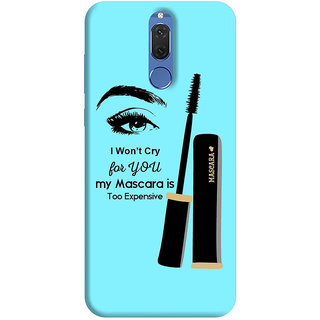 FABTODAY Back Cover for Huawei Honor 9i - Design ID - 0604