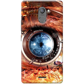 FABTODAY Back Cover for Infinix Hot 4 - Design ID - 0373