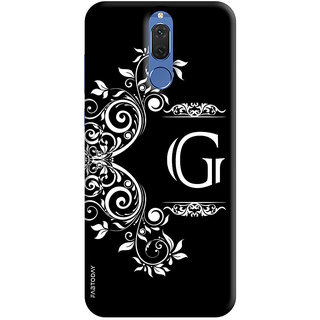 best service 44094 ce73d FABTODAY Back Cover for Huawei Honor 9i - Design ID - 0412